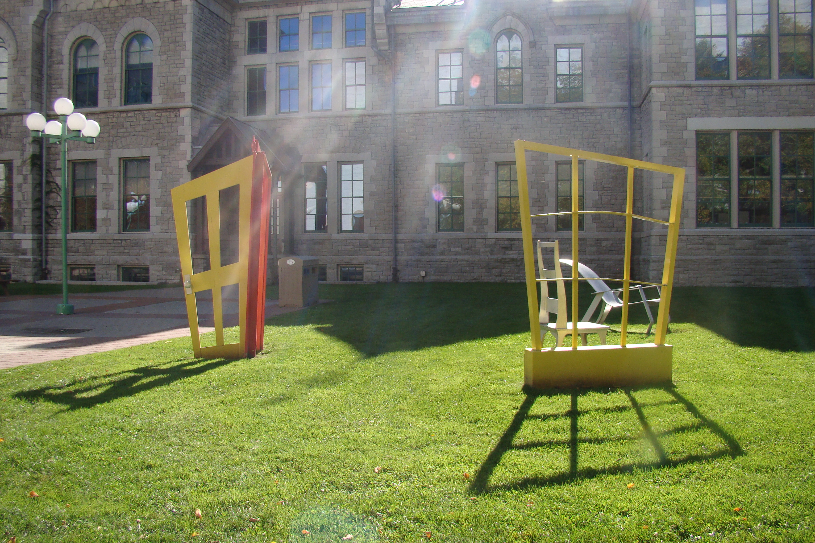 Art as Play – The Indoors – Outdoors Playground | PlayGroundology