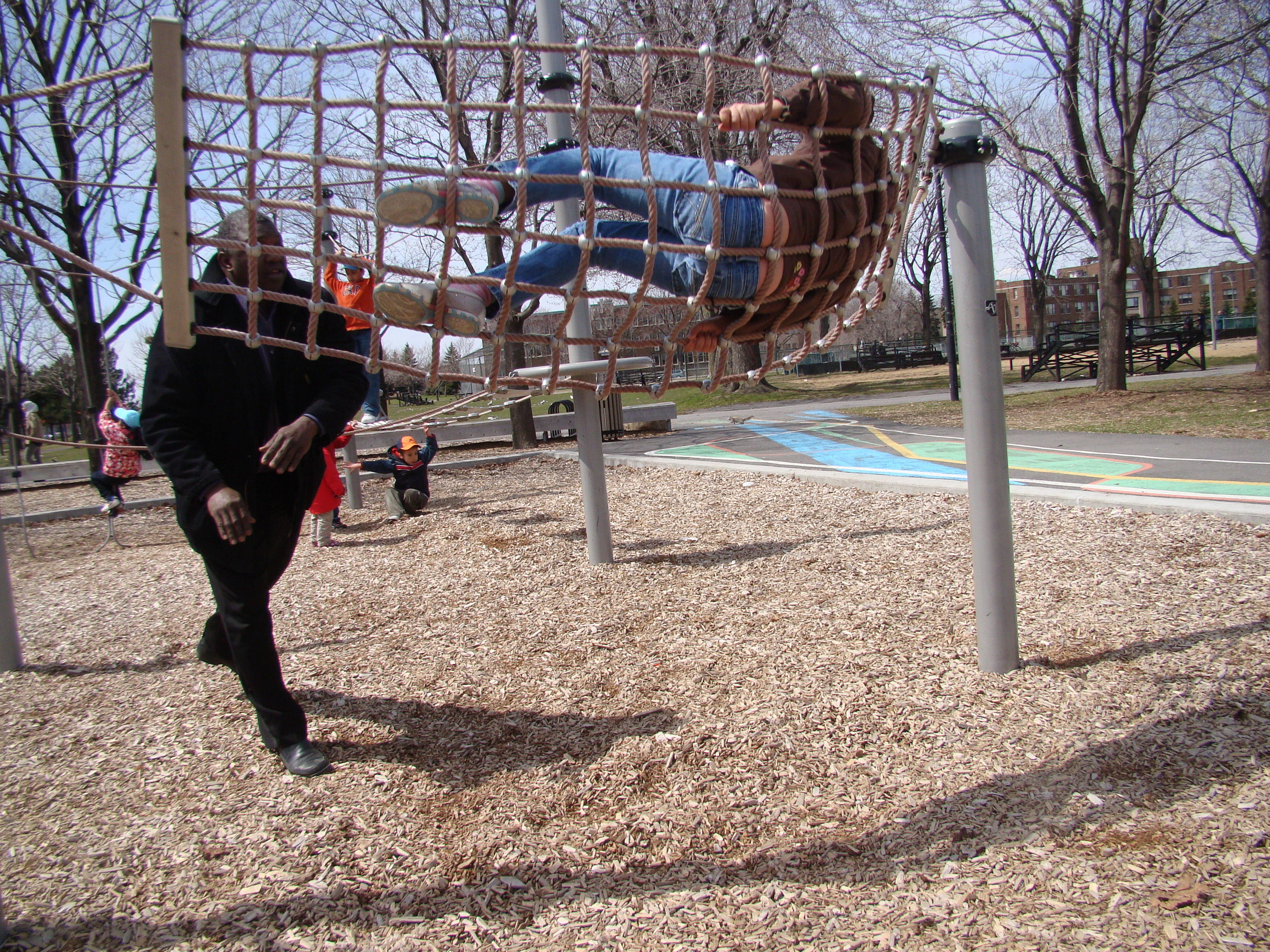 Parc Jarry Playgroundology