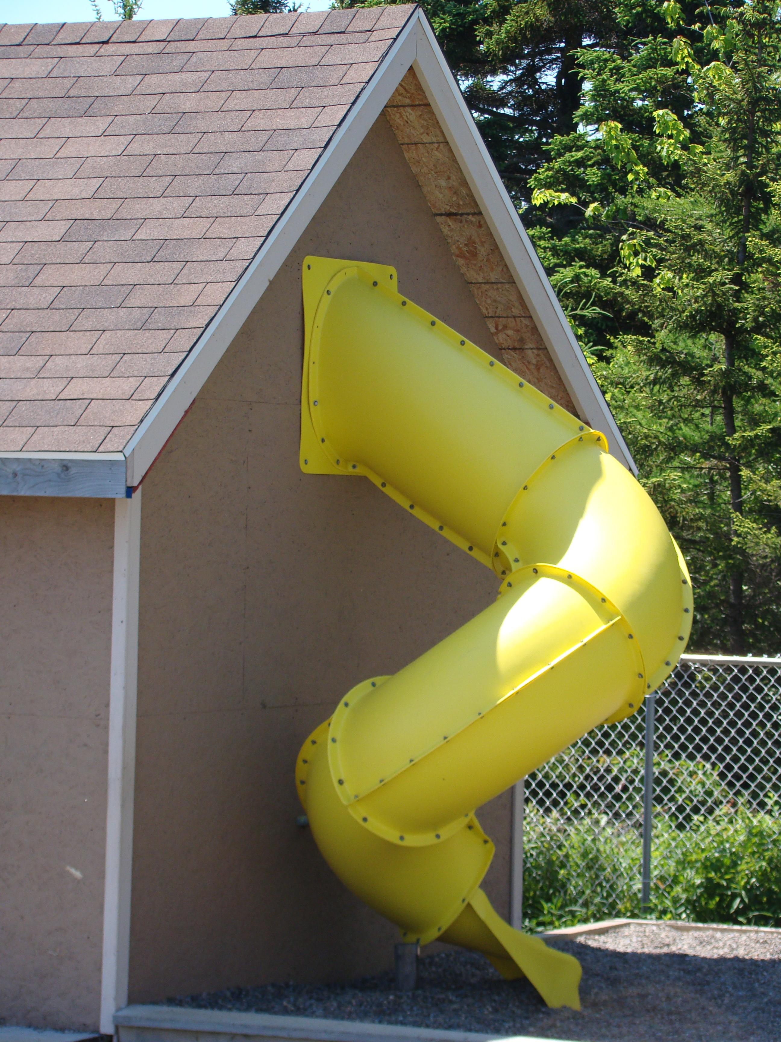 the amazing two slided house playgroundology