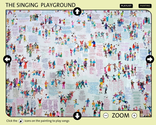 The Singing Playground II