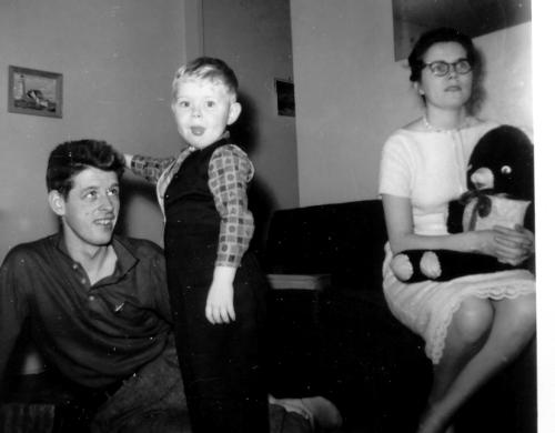 Alex,Mum&Dad