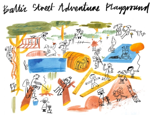 Baltic St Adventure Playground