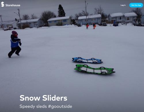 SnowSliders