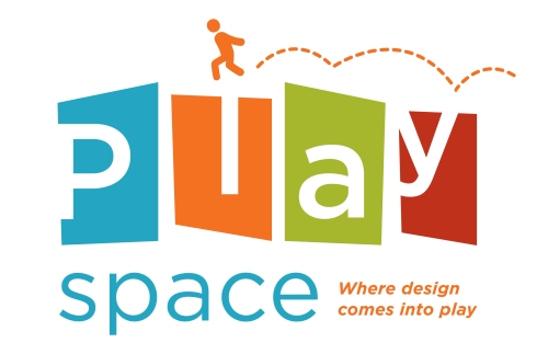 Play Space logo with tagline