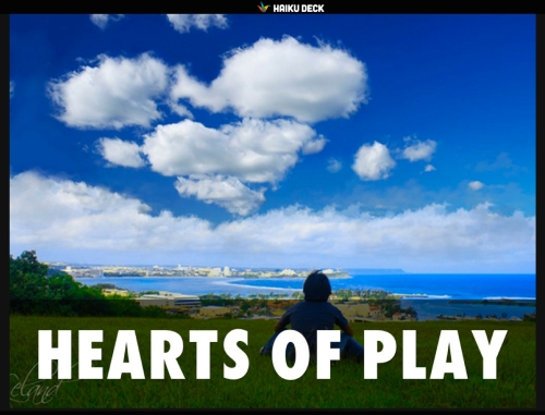 Hearts of Play Redux