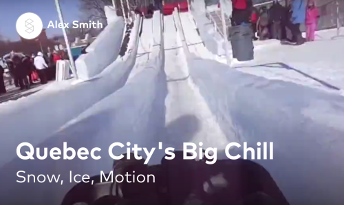Quebec City's Big Chill