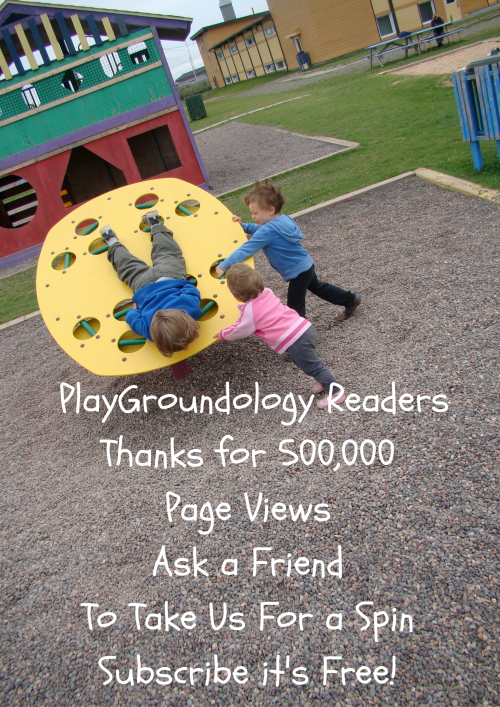 PlayGroundology Readers